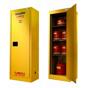 Flammable Safety Cabinets | Slender-type Cabinets
