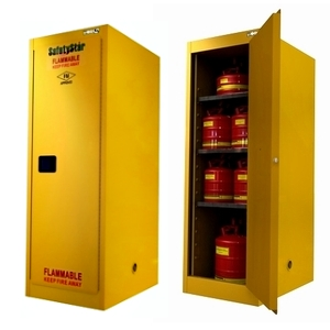 yFlammable Safety Cabinets | Slender-type Cabinets